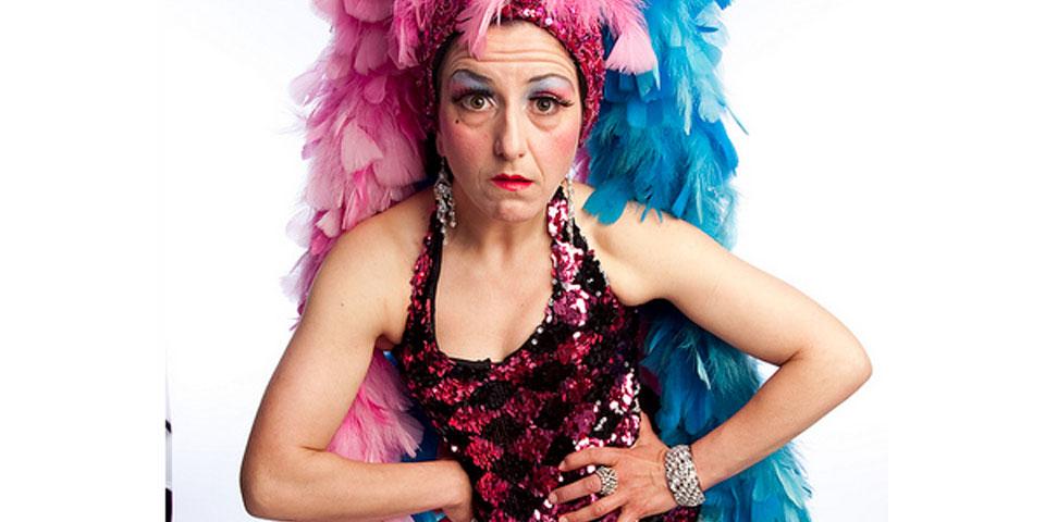 Rose O.K's Pop-Up Cabaret