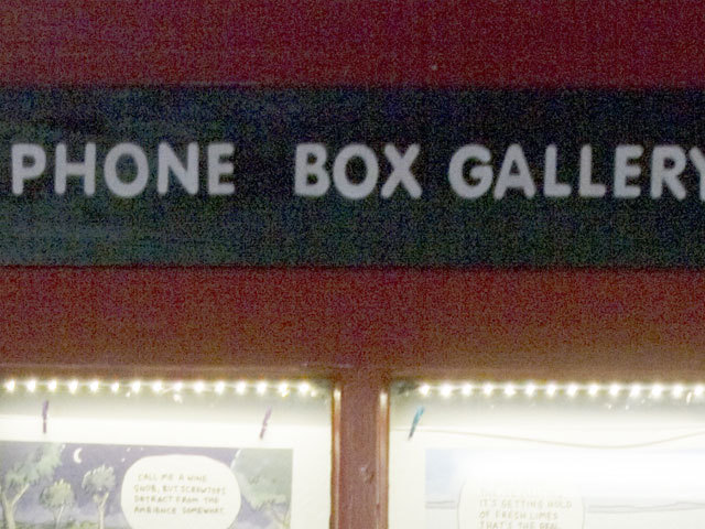 Phone Box Gallery