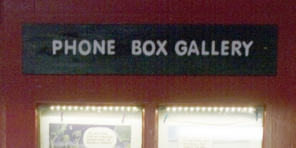 Phone Box Gallery