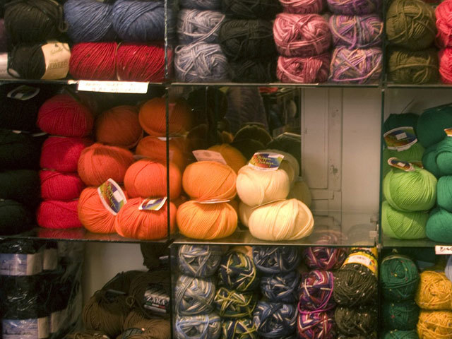 Salamanca Wool Shop