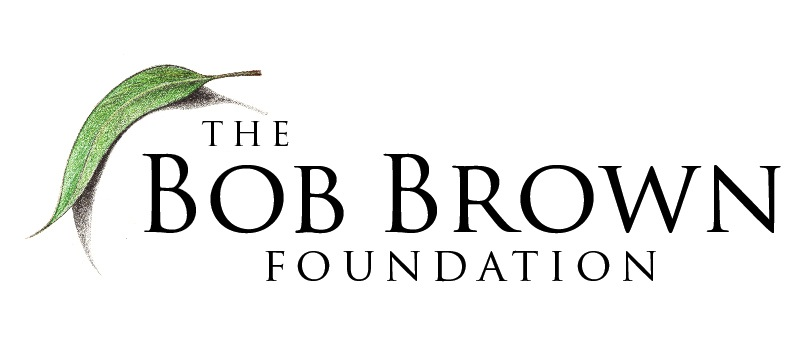 The Bob Brown Foundation logo