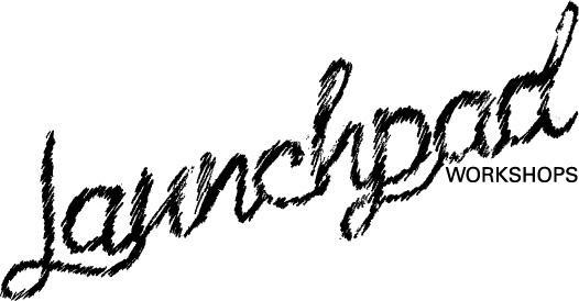 Launchpad_Logo_B&W