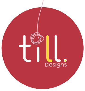 Till Designs logo