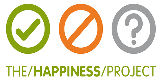 LOGO The Happiness Project