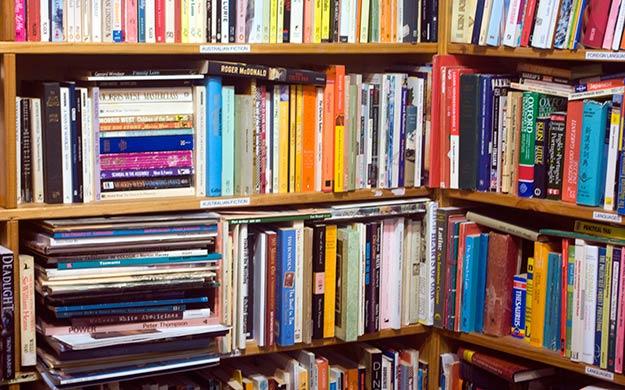 Déjà vu Books