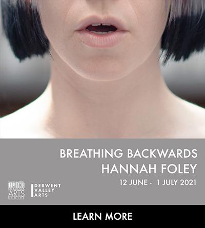 Breathing Backwards by Hannah Foley