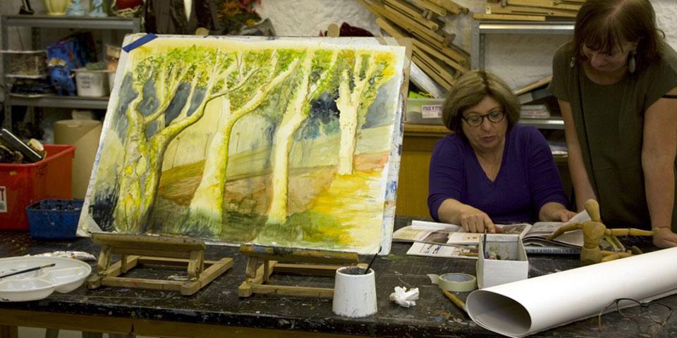 Nolan Gallery & School of Art