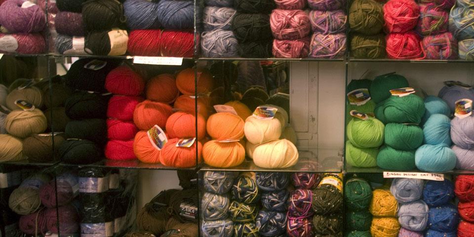 Salamanca Wool Shop