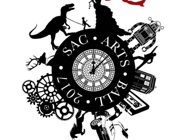 SAC ARTS BALL 2017 :<br>Time Travel