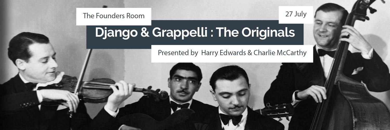 DJANGO-and-GRAPPELLI
