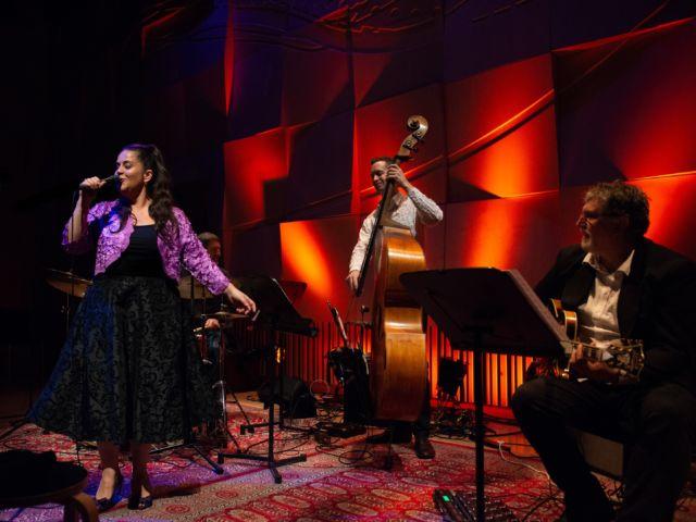 The Michelle Nicolle Quartet