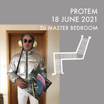 PROTEM DJ MASTER BEDROOM