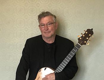 Steve Brien special guest at Jazzamanca Winter series
