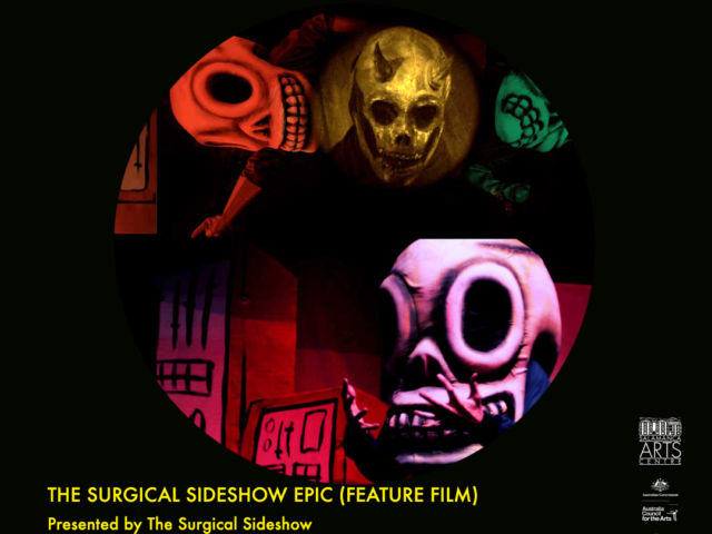 THE SURGICAL SIDESHOW EPIC