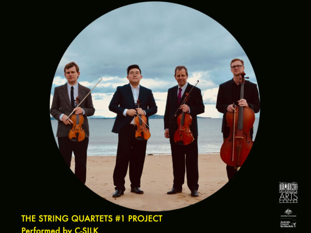 THE STRING QUARTETS #1 PROJECT