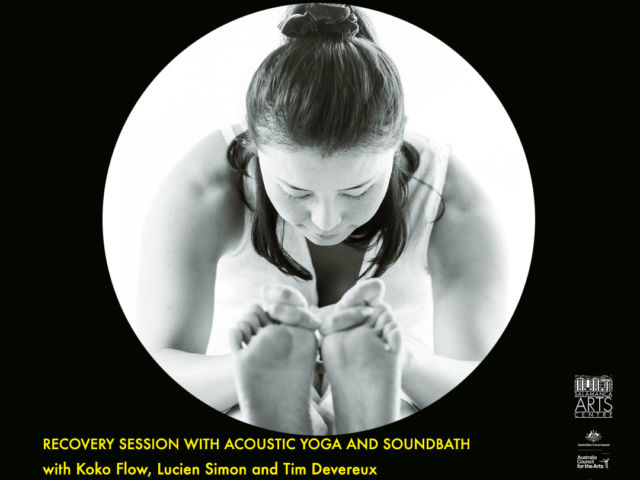 RECOVERY SESSION WITH ACOUSTIC YOGA AND SOUNDBATH
