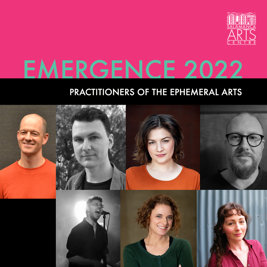 Practitioners of the ephemeral arts
