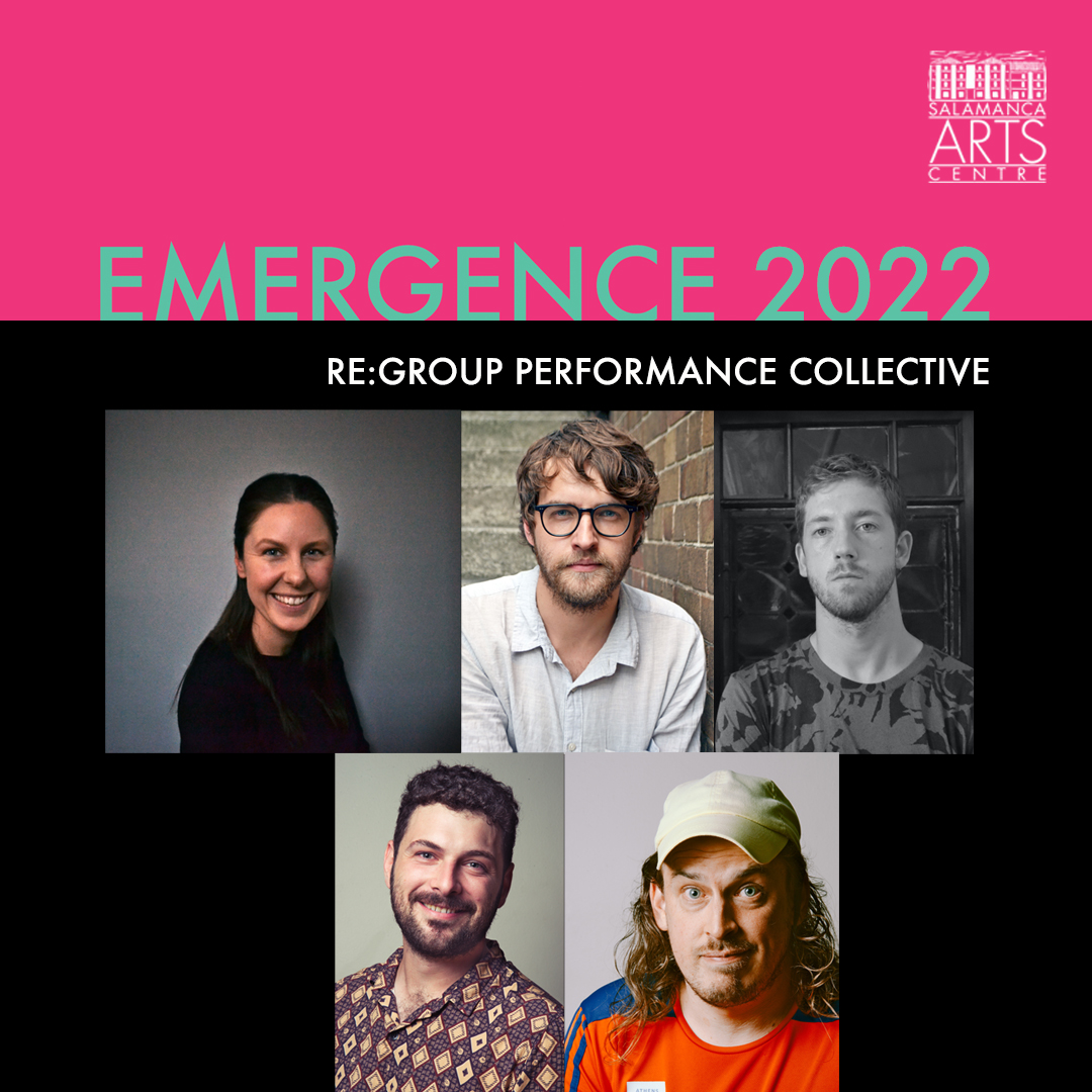 RE:GROUP PERFORMANCE COLLECTIVE